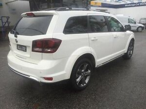 2015 Fiat Freemont JF MY15 Crossroad White 6 Speed Automatic Wagon Wodonga Wodonga Area Preview