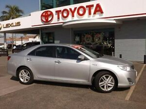 2014 Toyota Camry  Silver Constant Variable Sedan Rockhampton Rockhampton City Preview