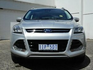 2016 Ford Kuga TF MY16.5 Trend AWD Silver 6 Speed Sports Automatic Wagon Bundoora Banyule Area Preview