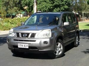2007 Nissan X-Trail T31 ST Grey 1 Speed Constant Variable Wagon Medindie Gardens Prospect Area Preview