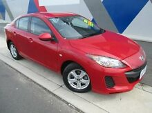 2012 Mazda 3 BL10F2 Neo Activematic Red 5 Speed Sports Automatic Sedan Bunbury Bunbury Area Preview