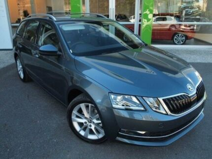 2017 Skoda Octavia NE MY18 110TSI DSG Grey 7 Speed Sports Automatic Dual Clutch Wagon Mount Gravatt Brisbane South East Preview