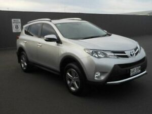 2014 Toyota RAV4 ASA44R MY14 GXL AWD Silver 6 Speed Sports Automatic Wagon Mount Gambier Grant Area Preview