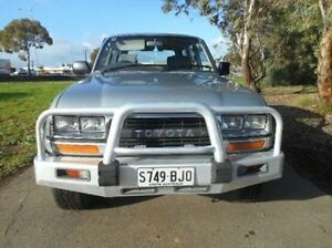 1993 Toyota Landcruiser Silver Automatic Wagon Mile End South West Torrens Area Preview