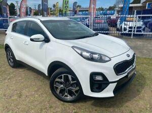 2019 Kia Sportage QL MY19 SI Premium (FWD) White 6 Speed Automatic Wagon Dapto Wollongong Area Preview