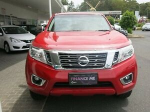 2015 Nissan Navara D23 ST Red 7 Speed Sports Automatic Utility Coffs Harbour Coffs Harbour City Preview