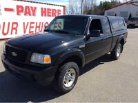 "2008 Ford Ranger 2WD SuperCab 126"" XL"