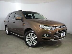 2013 Ford Territory SZ TS Seq Sport Shift Bronze 6 Speed Sports Automatic Wagon Mount Gambier Grant Area Preview