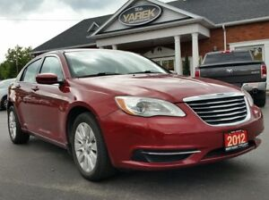 2012 Chrysler 200 LX, Sat Radio, Pwr Doors/Locks/Windows, Very C
