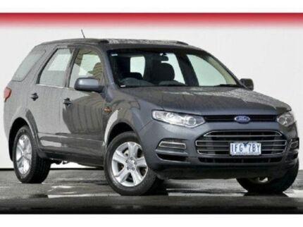 2013 Ford Territory  Grey Auto Seq Sportshift Wagon Mulgrave Monash Area Preview