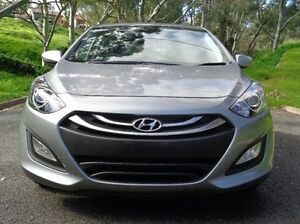 2014 Hyundai i30 GD2 Active Silver 6 Speed Sports Automatic Hatchback St Marys Mitcham Area Preview