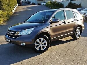 2011 Honda CR-V RE MY2010 4WD Grey 5 Speed Automatic Wagon Windsor Hawkesbury Area Preview