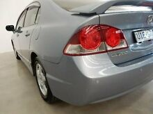 2006 Honda Civic 8th Gen MY07 VTi-L Blue 5 Speed Manual Sedan Braeside Kingston Area Preview