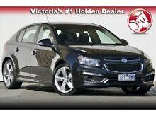 2015 Holden Cruze  Black Sports Automatic Hatchback Mulgrave Monash Area Preview