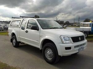 2004 Holden Rodeo White Manual Utility Pakenham Cardinia Area Preview