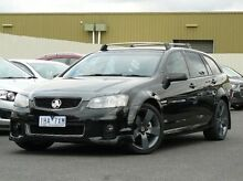 2012 Holden Commodore VE II MY12.5 SV6 Sportwagon Z Series Black 6 Speed Sports Automatic Wagon Sunbury Hume Area Preview