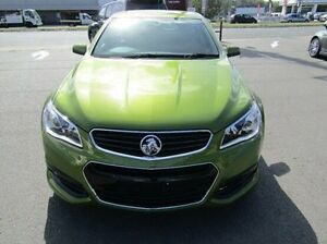 2015 Holden Commodore VF MY15 SV6 Sportwagon Green 6 Speed Sports Automatic Wagon Cardiff Lake Macquarie Area Preview