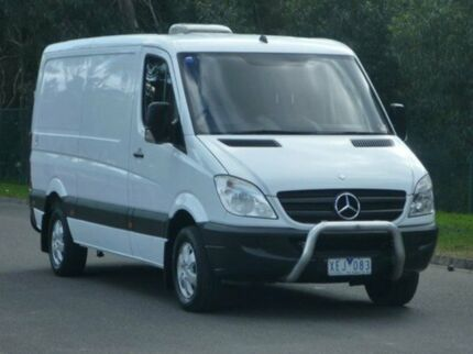 2006 Mercedes-Benz Sprinter NCV3 309CDI Low Roof MWB White 6 Speed Manual Van Eaglemont Banyule Area Preview