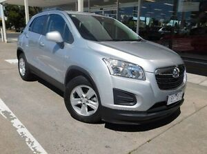 2013 Holden Trax TJ MY14 LS Silver 6 Speed Automatic Wagon Hadfield Moreland Area Preview