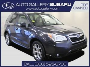 2015 Subaru Forester LIMITED | MOONROOF | LTHR SEATS | HARMON KA