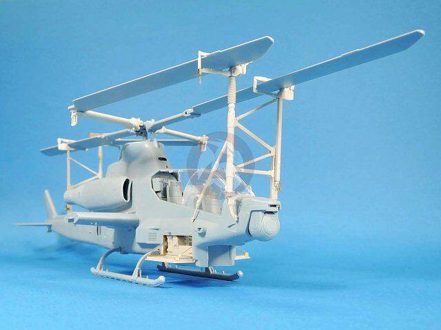 Legend 1/35 AH-1Z Viper Helicopter Blade Fold Rack Set (for Academy kit) LF1369