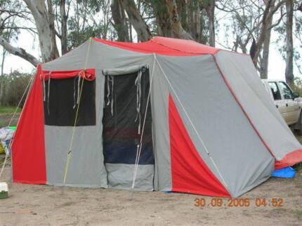 Aluminium hard floor camper unfinished project Gawler Gawler Area Preview