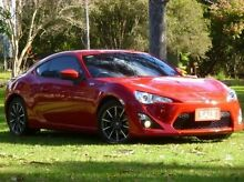 2013 Toyota 86 ZN6 GT Red 6 Speed Manual Coupe West Ballina Ballina Area Preview