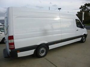 2007 Mercedes-Benz Sprinter White Automatic Van Coburg North Moreland Area Preview