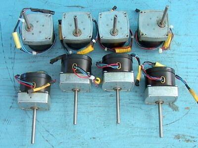 One Geared Permanent Magnet Ac Synchronous Motors Hurst 3202-014 6rpm
