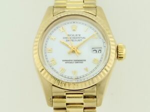 Rolex-Oyster-Perpetual-Datejust-Automatic-18K-Gold-6917