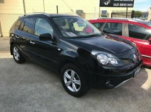 2011 Renault Koleos H45 MY11 Privilege Black 1 Speed Constant Variable Wagon St James Victoria Park Area Preview