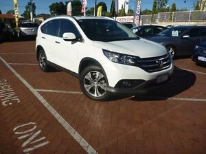 2013 Honda CR-V RM VTi-L 4WD White 5 Speed Automatic Wagon Myaree Melville Area Preview