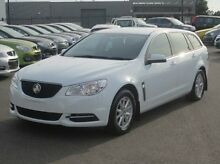 2013 Holden Commodore VF MY14 Evoke Sportwagon White 6 Speed Sports Automatic Wagon Coolaroo Hume Area Preview