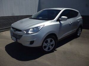 2012 Hyundai ix35 LM2 Active Silver 5 Speed Manual Wagon Devonport Devonport Area Preview