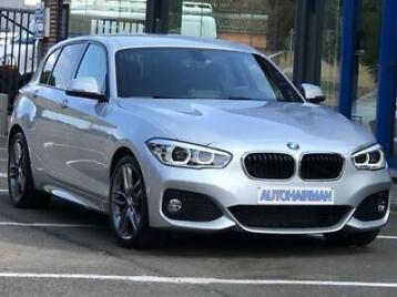 bmw 118 d lift pack m int/ext 5p./5pl. full options