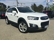 2013 Holden Captiva CG MY13 White 6 Speed Sports Automatic Wagon Wangara Wanneroo Area Preview