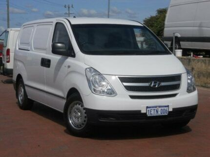 2008 Hyundai iLOAD TQ-V Ceramic White 5 Speed Manual Van Yangebup Cockburn Area Preview