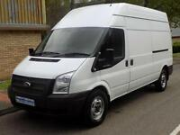 61(12) FORD TRANSIT 350 LWB HIGH ROOF 2.2 FWD 125BHP 6 SPEED EURO 5