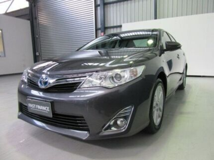2013 Toyota Camry AVV50R Hybrid HL Graphite 1 Speed Constant Variable Sedan Nailsworth Prospect Area Preview