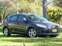 2011 Ford Focus LW Trend PwrShift Grey 6 Speed Sports Automatic Dual Clutch Hatchback West Ballina Ballina Area Preview