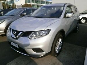 2016 Nissan X-Trail T32 TS X-tronic 2WD Silver 7 Speed Constant Variable Wagon Blackburn Whitehorse Area Preview