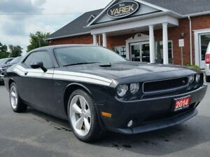 2014 Dodge Challenger R/T Classic RWD, Bluetooth, Remote Start,