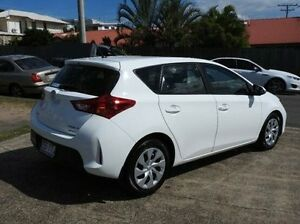 2014 Toyota Corolla ZRE182R Ascent S-CVT White 7 Speed Constant Variable Hatchback Morningside Brisbane South East Preview