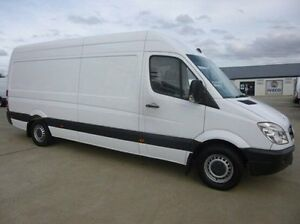 2007 Mercedes-Benz Sprinter NCV3 315CDI High Roof LWB White 6 Speed Automatic Van Coburg North Moreland Area Preview