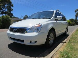 2013 Kia Grand Carnival VQ MY13 SI White 6 Speed Sports Automatic Wagon Christies Beach Morphett Vale Area Preview