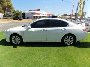 2013 Honda Accord 9th Gen MY13 VTi-S White 5 Speed Sports Automatic Sedan Mandurah Mandurah Area Preview