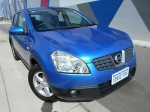 2010 Nissan Dualis J10 Series II MY2010 Ti X-tronic AWD Blue 6 Speed Constant Variable Hatchback Bunbury Bunbury Area Preview