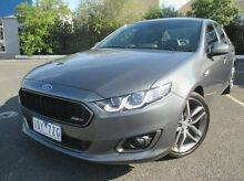 2015 Ford Falcon FG X XR6 Turbo Grey 6 Speed Manual Sedan Coburg North Moreland Area Preview