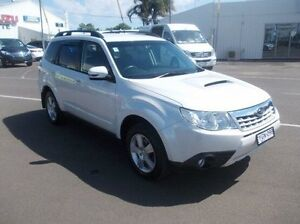 2012 Subaru Forester S3 MY12 2.0D AWD White 6 Speed Manual Wagon Dubbo Dubbo Area Preview