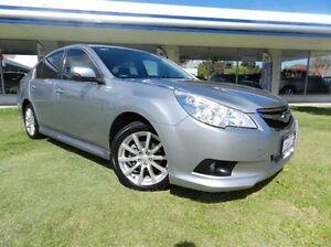 2012 Subaru Liberty  Silver Constant Variable Sedan Victoria Park Victoria Park Area Preview